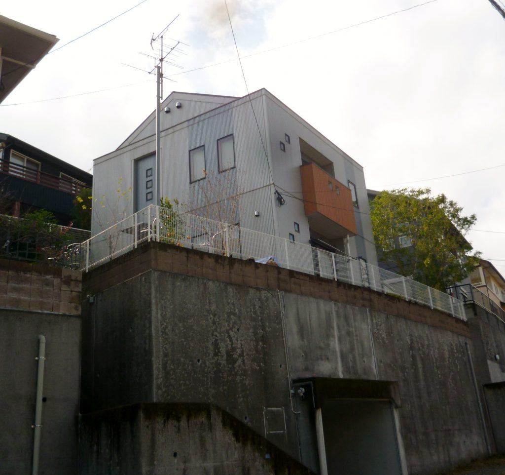 慈眼寺の家